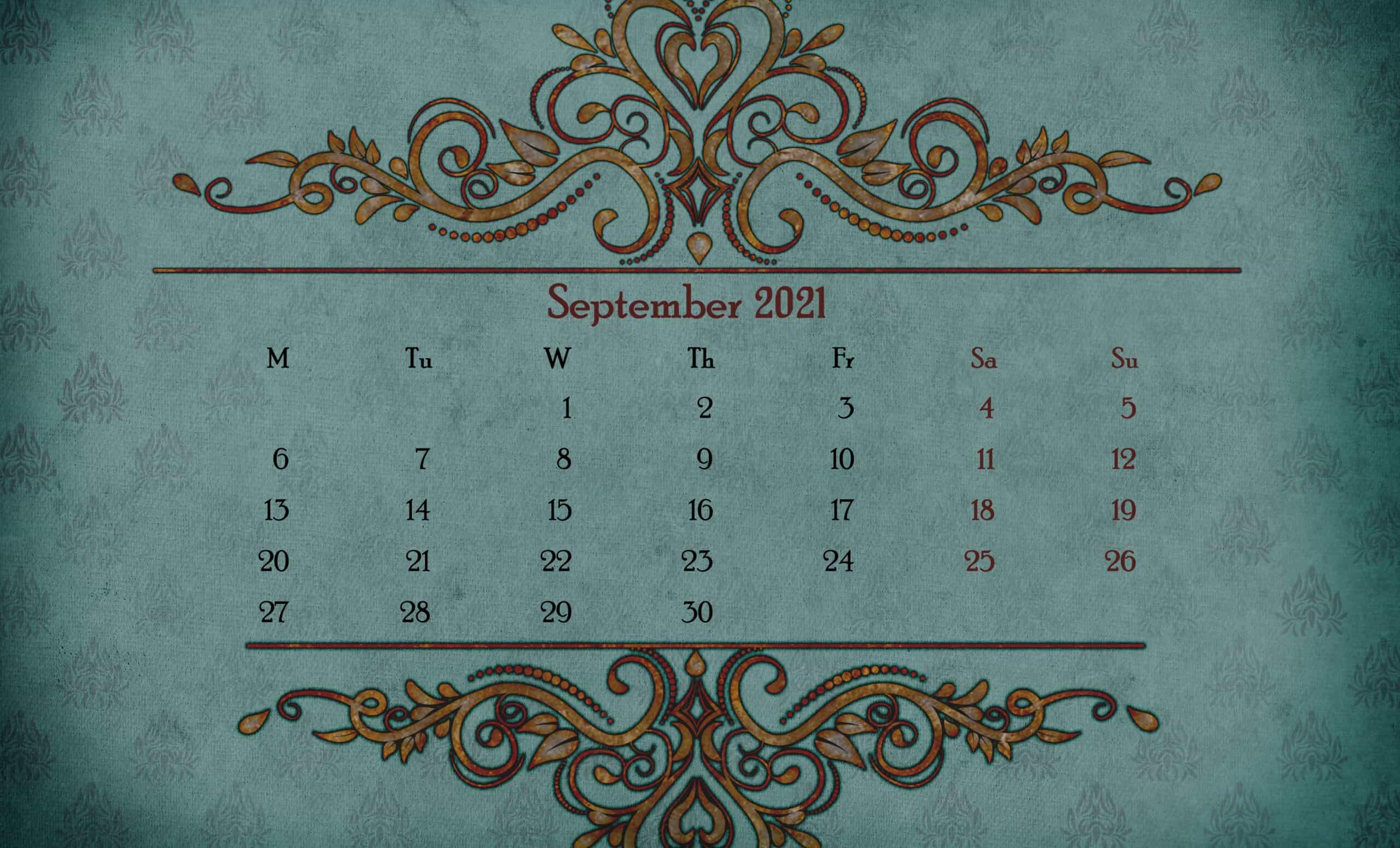 Printable Calendar 2021 December 4